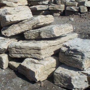 Stones and Rockery